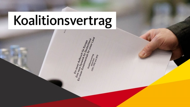 1802 Thema KOALITIONSVERTRAG